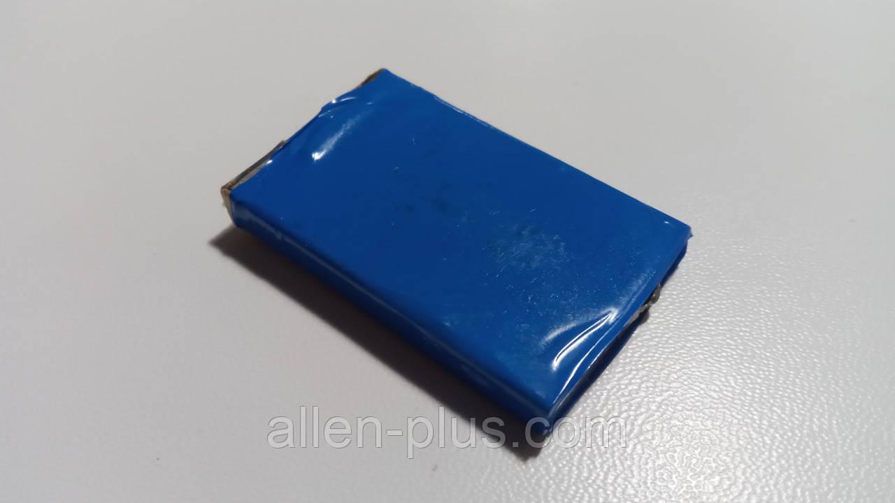 Аккумулятор LI-Ion 503048 3,7V 700mAh (5*30*48мм)