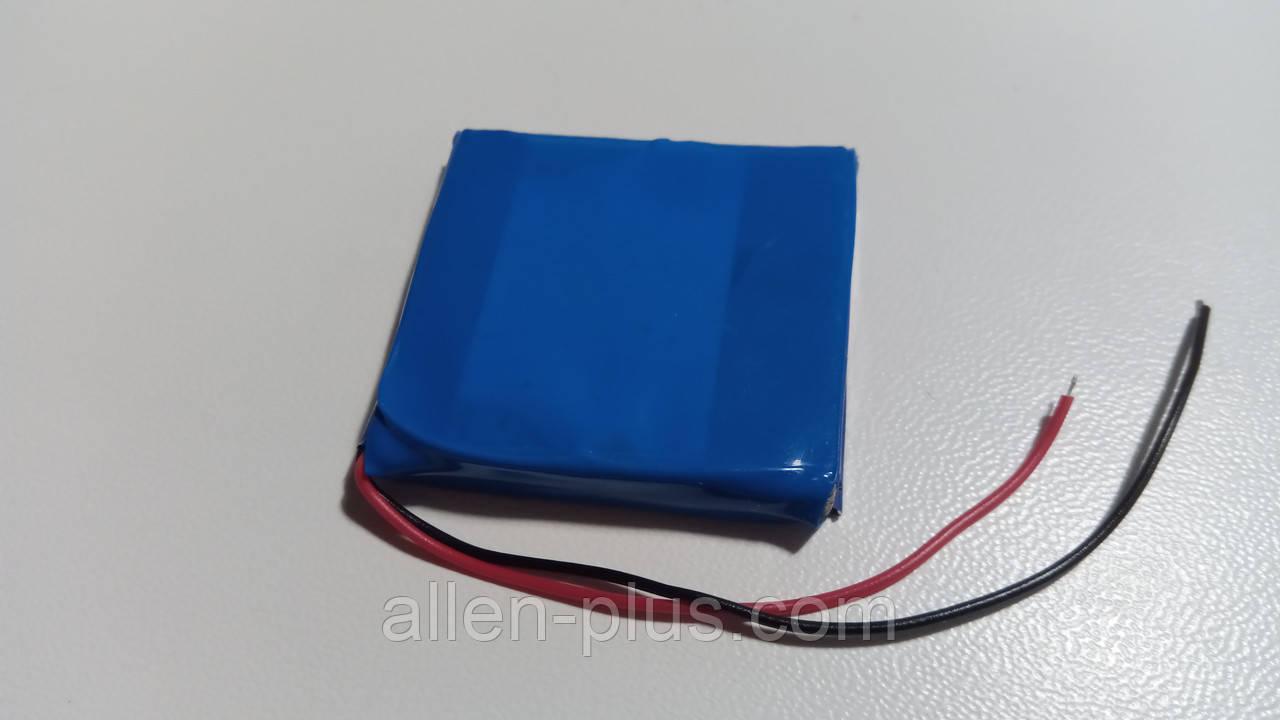 Аккумулятор LI-Ion 503538 3,7V 650mAh (6*35*38мм)