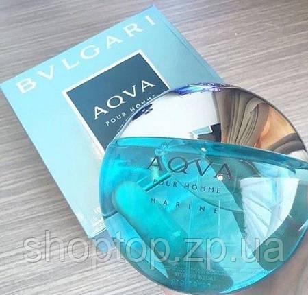 Мужская туалетная вода Bvlgari Aqva Pour Homme Marine [реплика]