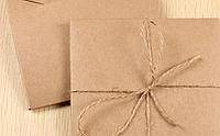 Упаковочная крафт-бумага пл.70 г/кв.м