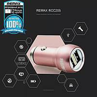 Автомобильное зарядное Remax RCC205 2 USB