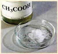Уксусная кислота ледяная 99,9 «химически чистая» (бутылка 1 литр)