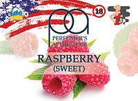 Raspberry (Sweet) ароматизатор TPA (Малина сладкая) фрукты, Ягоды, 100мл