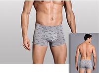 Мужские трусы-боксеры (4 шт. в упаковке) с рисунком