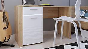 Письменный стол BIU / 120 Balder Мебель_BRW