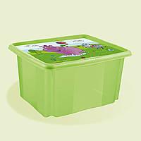 Ящик для хранения Stacking box 24л