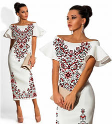 Заготовки під вишивку для жінок (тканина з нанесеним малюнком ... 421b196d1114c