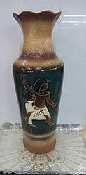 Ваза напольная люда египет