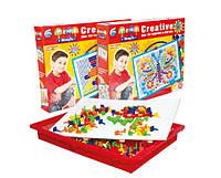 Детская мозаика на 308 элементов