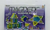 Магнитный 3D конструктор AQ-186 на 110 деталей