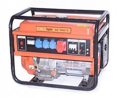 Бензогенератор Буран БГ 7063/3 3-фазный.6.3квт