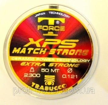 Леска TF XPS Match Strong 100mt. 0.16mm