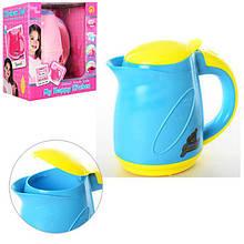 Игрушечный чайник для девочек