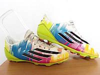 Копы Adidas FG F10 TRX Messi р-р 32 (20см) (сток, б/у) бампы бутсы найк nike детские адидас