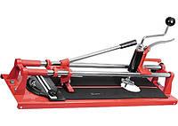 """Плиткоріз 600 х 16 мм, """"Балеринка"""", поворотний металевий кутник MTX 876589"""