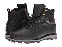 Ботинки/Сапоги (Оригинал) PUMA Tatau Fur Boot GTX Puma Black/Puma Black