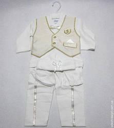 7597 Набор Крестильный для Мальчика 5 предметов