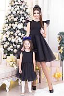 Платье  детское с фатином  31552