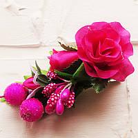 Заколка Трояндочки (фукція)