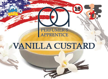 Vanilla Custard ароматизатор TPA (Ванильный крем)