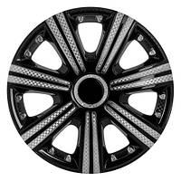 Колпаки колес Star DTM Super Black R13 (карбон)