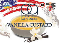 Vanilla Custard ароматизатор TPA (Ванильный крем) десерты, 100мл