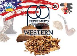 Western ароматизатор TPA (Західний тютюн)