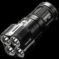Фонарь Nitecore TM28 (4xCree XHP35 HI, 6000 люмен, 8 режимов, 4x18650)
