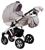Детская коляска универсальная 2 в 1 Adamex Erika len 93L (Адамекс Эрика, Польша)