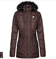 100% оригинал. Женский пуховое пальто зимнее для активного отдыха Nike ACG All City Mission