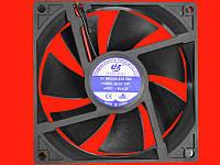 Вентилятор для инверторной сварки на 24 Вольта 92х92х25 мм Shyuan
