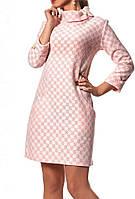 Классическое шерстяное платье