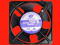 Вентилятор для сварочного аппарата на 220 Вольт 120х120х38мм Shyuan