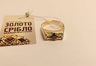Золотая печатка, вес 5.64 грамм, размер 20.