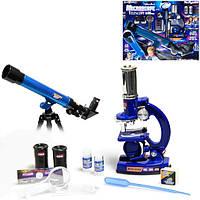 Игрушка микроскоп и телескоп 2035-EC