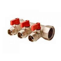 Фитинги для металлопластиковых труб, трубы