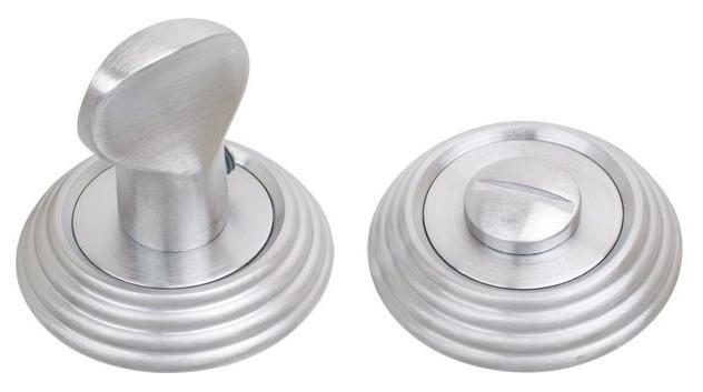 Накладка WC-фиксатор FIMET 269 F05 матовый хром