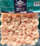Креветки вареные очищенные (0,4 кг)   А-0088
