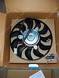 Вентилятор охлаждения радиатора ВАЗ 2103-2107 Лузар, фото 2