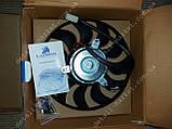 Вентилятор охлаждения радиатора ВАЗ 2103-2107 Лузар, фото 3