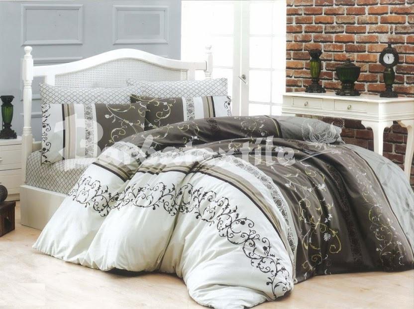 Полуторное постельное бельё из Пакистанской бязи