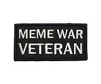 "Патч ""Meme War Veteran"""
