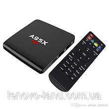 Smart Android TV Box A95X - мощный медиаплеер для ТВ, 4 ядра, 8Gb
