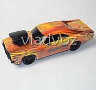 Машинка на радио управлении оранжевая 1:16 Racing
