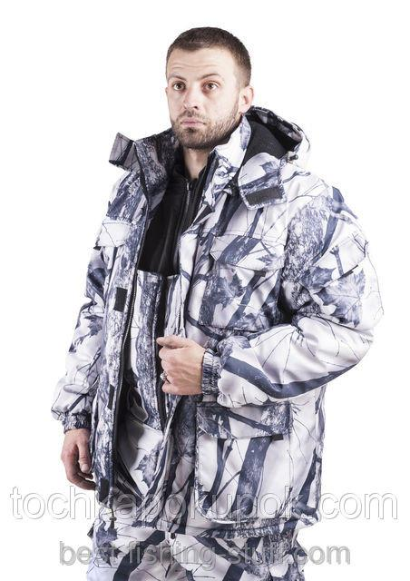 """Зимние костюмы """"Отечественного производства"""" для охоты и зимней рыбалки"""
