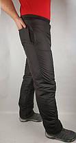 Штаны зимние мужские на флисовой подкладке 48 - 50 - 52 - 54 ( маломерка), фото 3