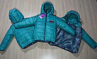 Куртка для мальчика-подростка весна