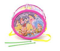 Детский барабан Принцессы (Princess) KT3903-1