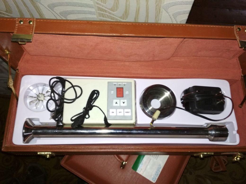 Аспиратор Кротова, Тайфун (Система отбора проб воздуха Air Sampler System Пробоотборник бактериологический)
