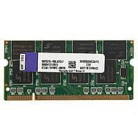 1 Гб ддр-модули pc2100 266 не-ECC sodimm памяти комплект оперативной памяти 200-pin для ноутбука